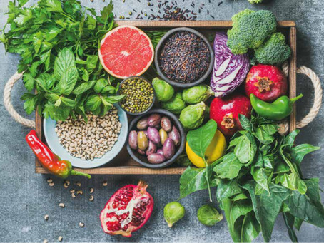Food to feed your brain