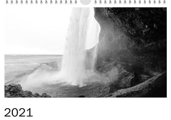 Wall Calendar - A4
