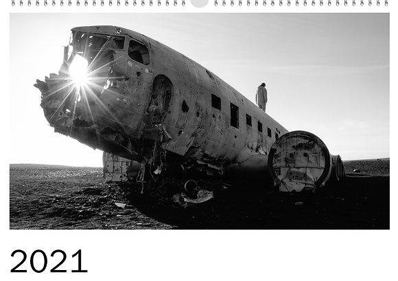 Wall Calendar - A3