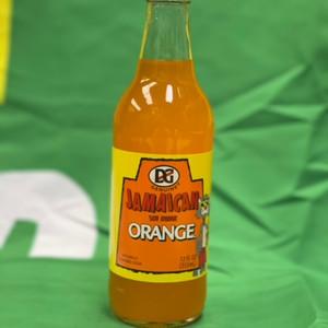 Orange Soda- Yard Cooked Dishes