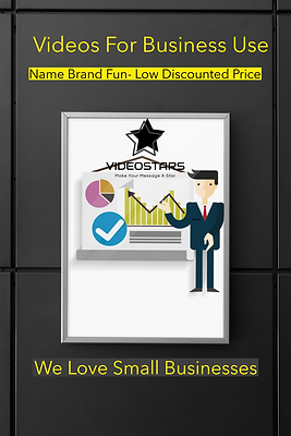 Videostars for business allows businesses great promotional videos or mockup videos to grow business