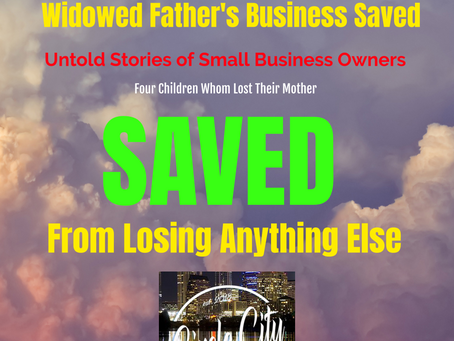 Widowed Father of Four Business Saved From Closure- From The Frontlines of Business Funding