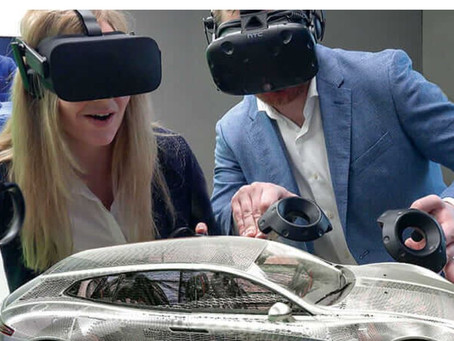 Could Virtual Reality Marketplaces Change the web?