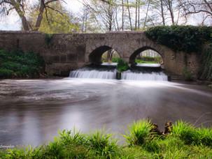 pont sur la Blaise