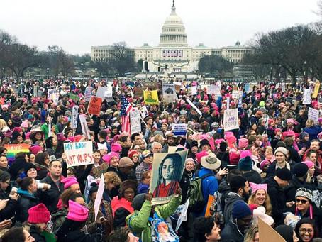 Parenting a Protestor in the era of Trump