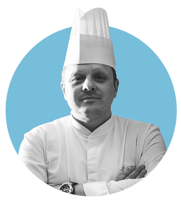 Chef Yannick Fontaine soMos Neuilly