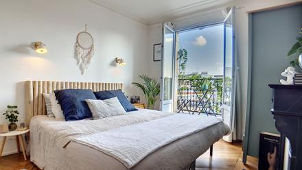 Décoration chambre Paris