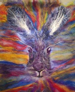 Wild Hare Original Needle Felting