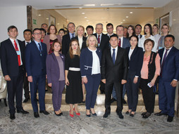 Об участии ФБУ «КВФ «Интерстандарт»  в 5-м заседании РГ МТК  и в 58-м заседании НТКС