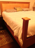 Cherry King Size Bed #2