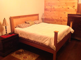 Cherry King Size Bed #1