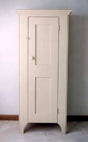 Shaker Style Pine Cupboard