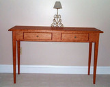 Cherry Sofa Table