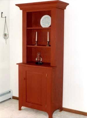 Pewter Cupboard