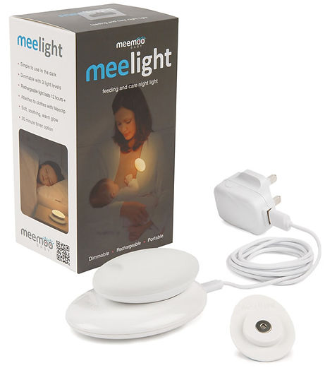 Meemoobaby meelight night light with accessories