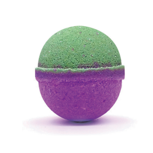 PEACE & LOVE CBD BATH BOMB