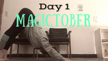 MAGICTOBER - DAY 1: Moving into Trust and Inner Strength