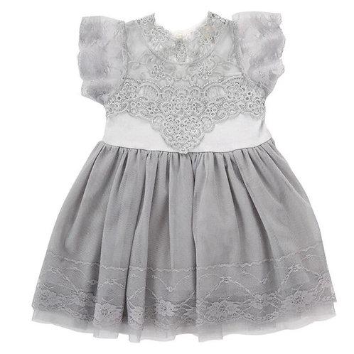 Marianela Vintage Lace Dress