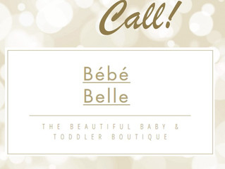 Bébé Belle Casting Call!