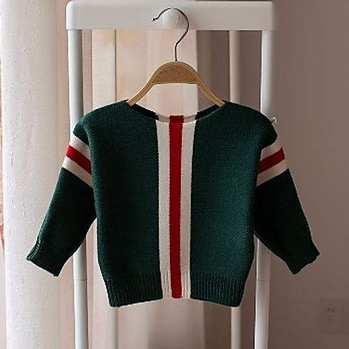 Figlio Di Milano Wool Sweater In Green