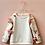 Thumbnail: Pretty Little Petal White Sweater
