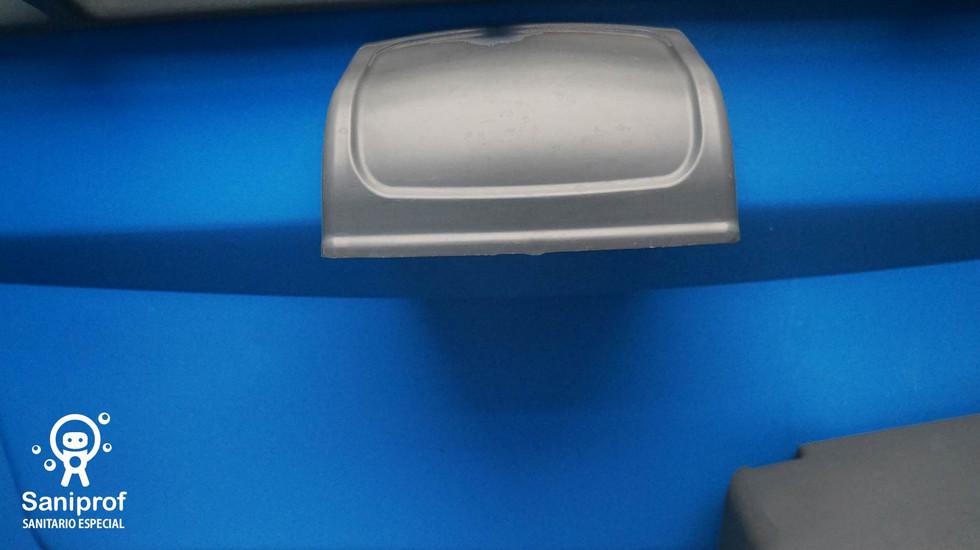 Dispensador de papel higiénico