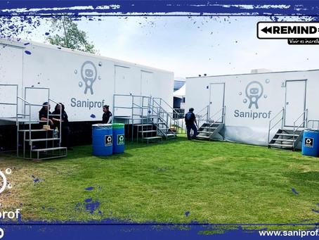 Festival Remind | CDMX | Grupo Saniprof