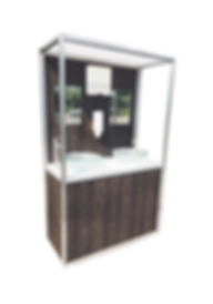 lavamanos select II lateral_Mesa de trab