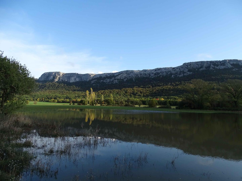 Le Poljé - Lac de