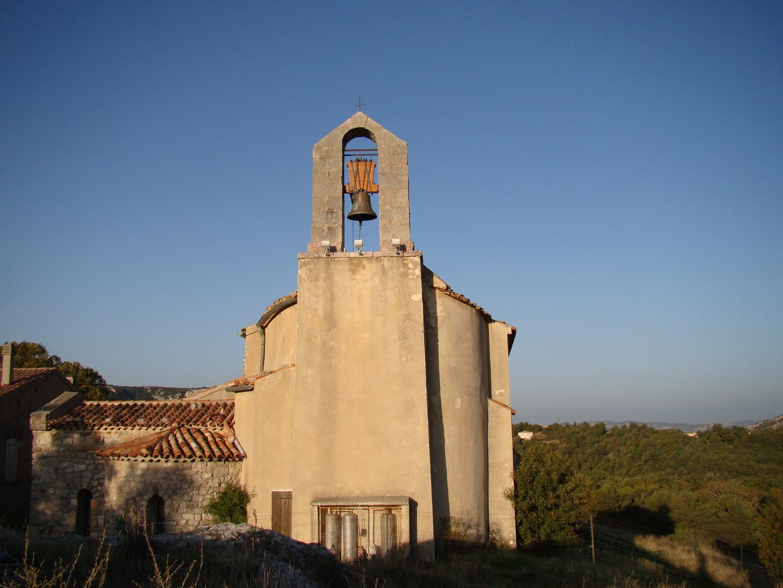 Clocher de l'église Saint-Jacques-le-Majeur