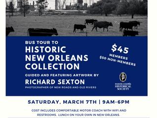 HNOC Bus Tour