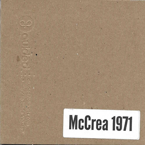 Mc Crea 1971 DVD