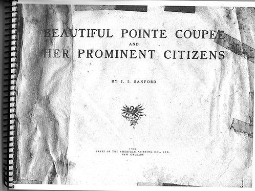 Beautiful Pointe Coupee