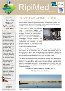 Newsletter n° 3