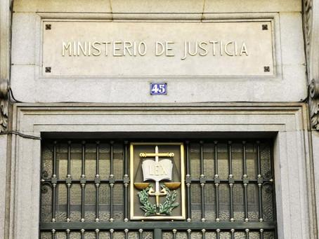 El Ministerio de Justicia mantendrá agosto como mes hábil