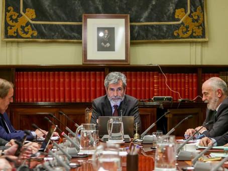 El 'plan de choque' del CGPJ cercena el acceso a la justicia y restringe garantías procesales