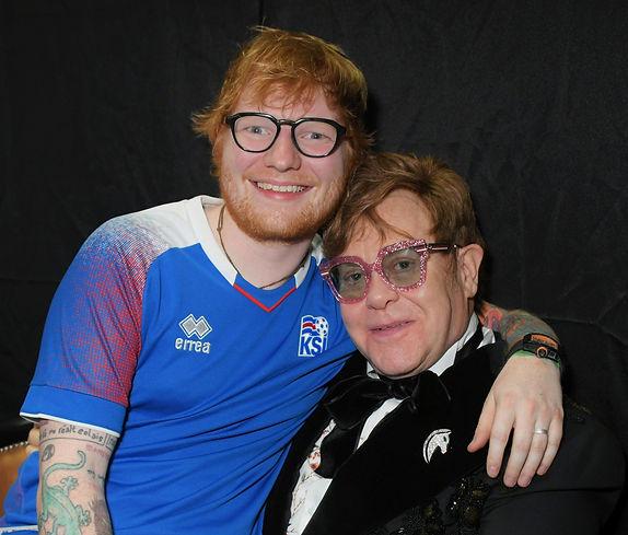 Ed Sheeran se confie sur ses amis du showbiz