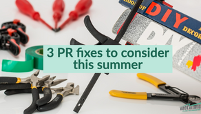 Summer homework - PR fixes