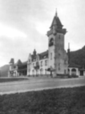 Restaurant Schützenhaus Albisgütli, Richard Kuder Joseph Müller, Schweizer Heimatstil 1898