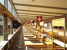 Schiessanlage Albisgütli Schützenverein Zürich Diethelm & Spillmann