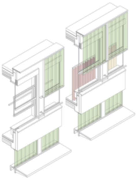 Profilit Vertikalschiebefenster Stadt Jugend Musik Zürich SJMUZ Albisgütli Diethelm & Spillmann