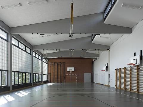 Untermoos Eduard del Fabro Ernst Cramer Fural Reissverschlussdach Diethelm & Spillmann Denkmalpflege Nachkriegsmoderne