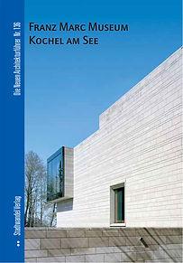 Franz Marc Museum Kochel am See Führer Stadtwandel Verlag Diethelm & Spillmann
