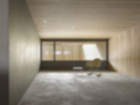Passivhaus Mostelberg Arbeitszimmer