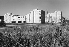 Grüzefeld Denkmalpflege Nachkriegsmoderne Paillard