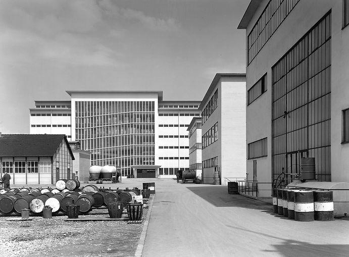 Roche Lagerhaus Haus 41 Roland Rohn Alois Diethelm Diethelm & Spillmann