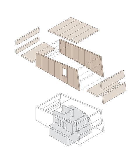 Passivhaus Mostelberg Konzept