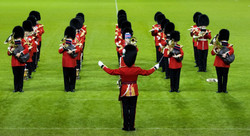 Welsh Guards Centenary - Principality Stadium