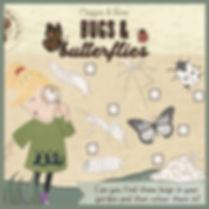 big bad bug hunt activity sheet thumbnai