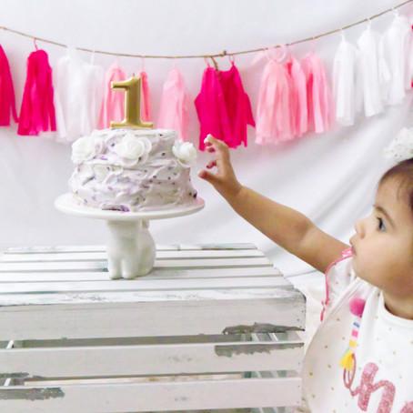 Catalina's Cake Smash